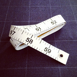 Take Alteration Form & Suit to a Local Tailor
