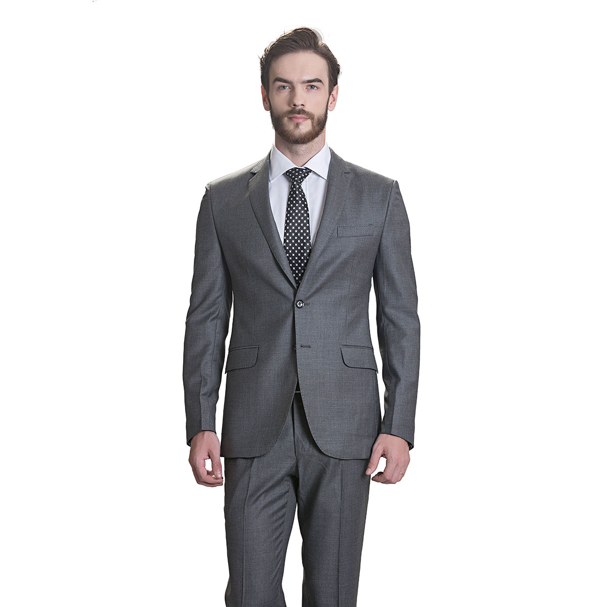 Grey Matter Royal Suit - Best Bespoke Suits. Premium Custom