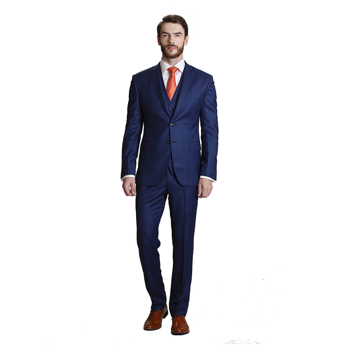 The True Blue Suit - Best Bespoke Suits. Premium Custom Tailored ...